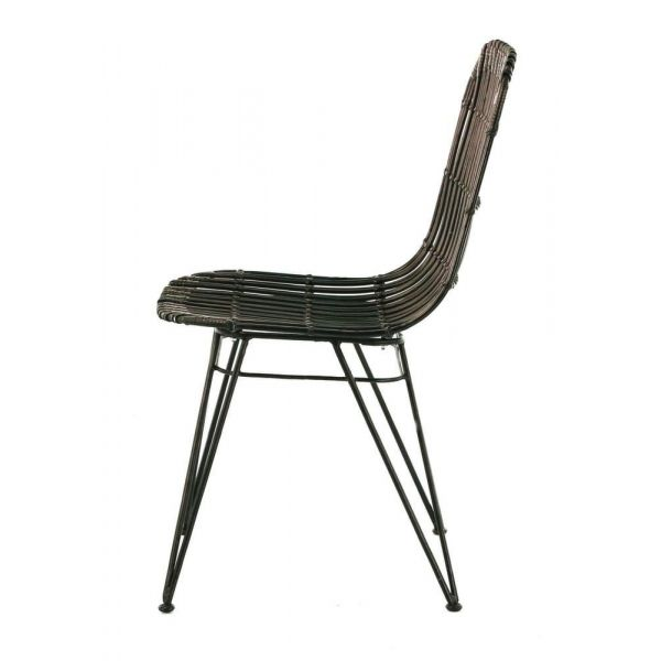 Chaise en kubu Melody (Lot de 2) - 199