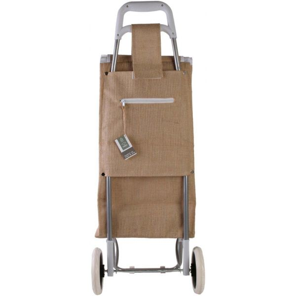 Chariot shopping en jute My Little Market - CMP-1188