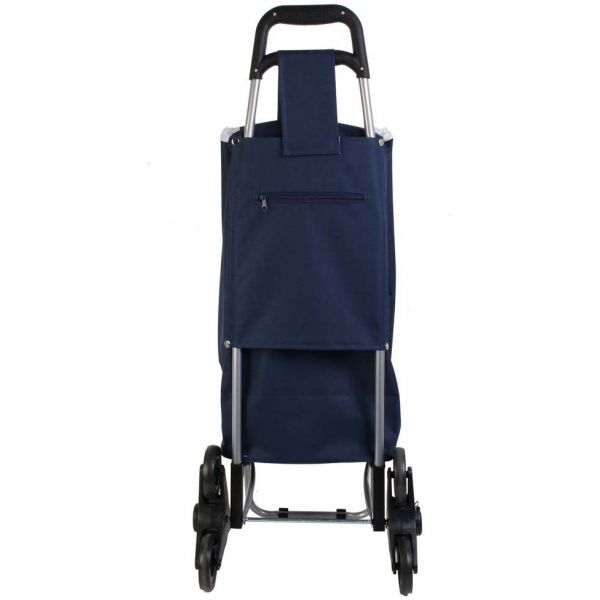 Chariot shopping en polyester 6 roues - CMP-2266