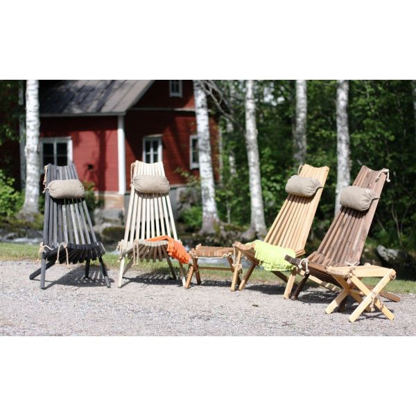 Chilienne bois EcoChair (coussin offert) - 6