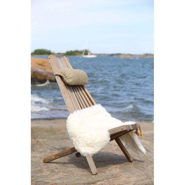 Chilienne bois EcoChair (coussin offert) - 5