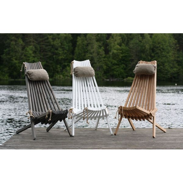 Chilienne bois EcoChair (coussin offert) - 8
