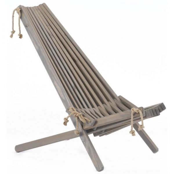 Chilienne bois EcoChair (coussin offert) - 139
