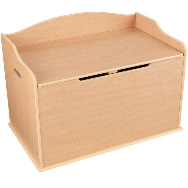 coffre jouets en bois austin. Black Bedroom Furniture Sets. Home Design Ideas