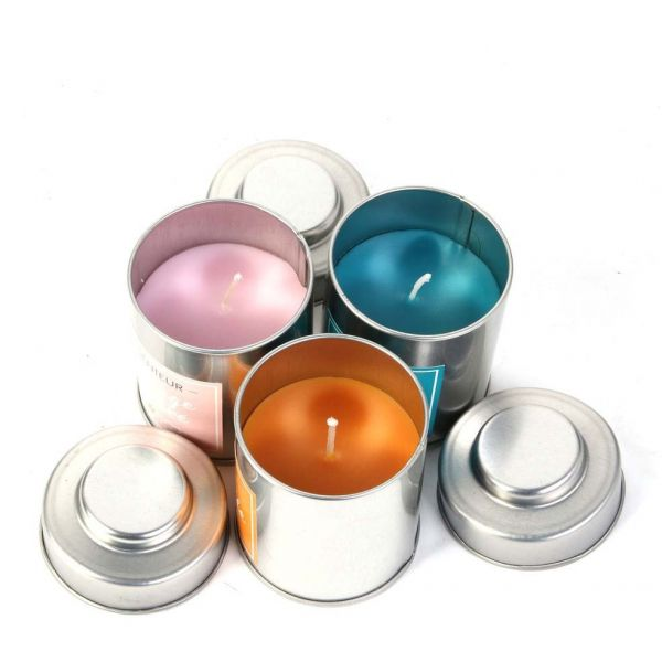 Coffret 3 bougies Sweet candles - 8