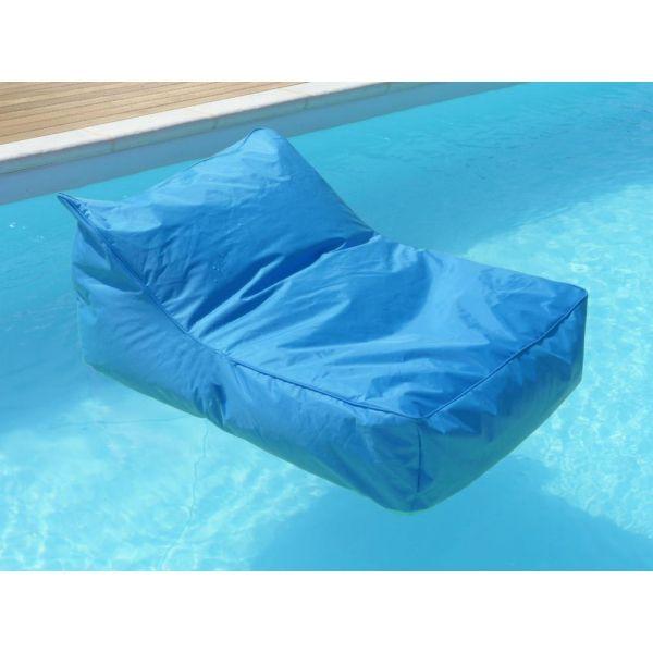 fauteuil de piscine flottant turquoise. Black Bedroom Furniture Sets. Home Design Ideas