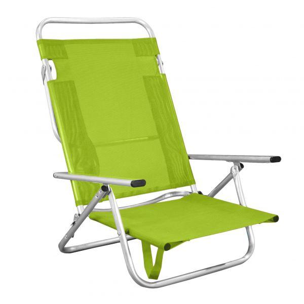 chaise de plage poids hevea