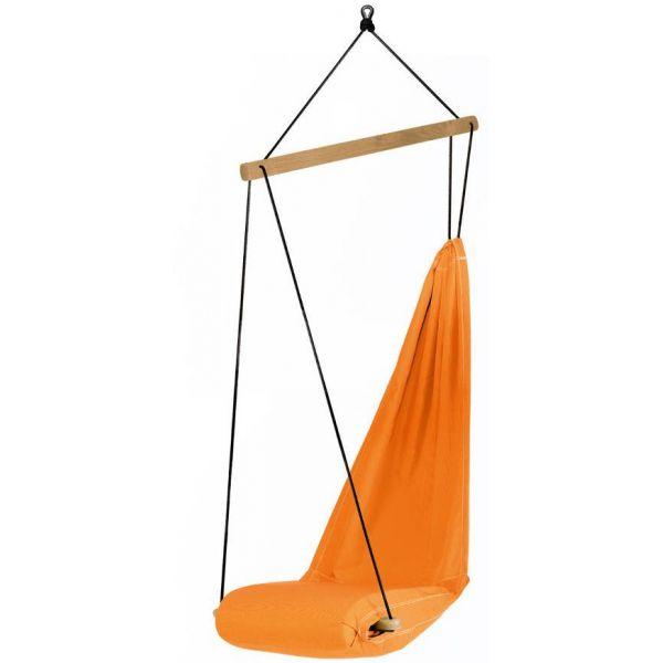 fauteuil hamac suspendu hangover orange. Black Bedroom Furniture Sets. Home Design Ideas