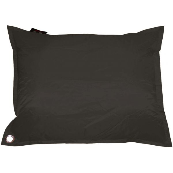 Grand coussin uni Maxi XL - COTTON WOOD