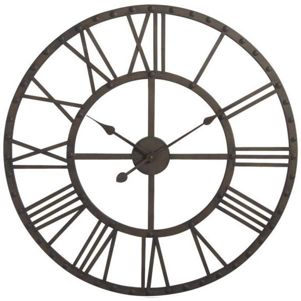Image D Une Horloge horloge murale ossature 70cm