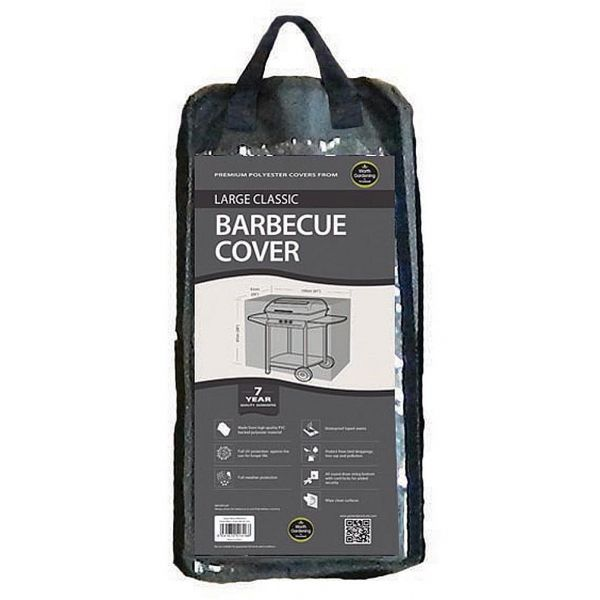 Housse de protection barbecue rectangulaire - 5