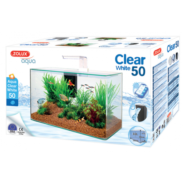 Kit aquarium Aqua clear 50 - ZOLUX