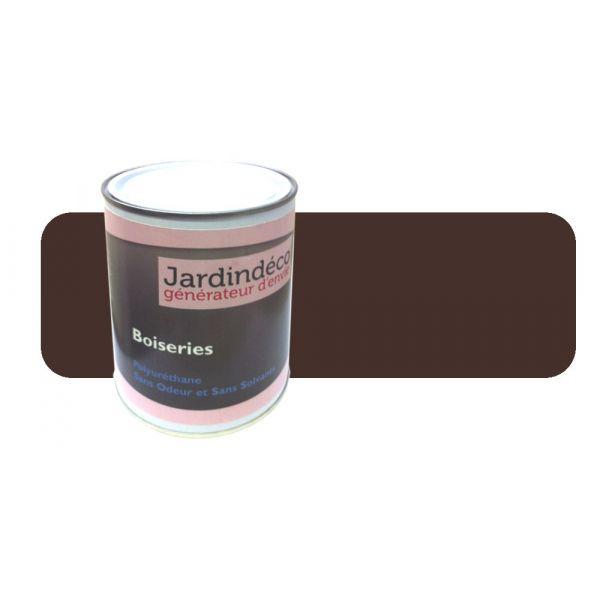 Peinture Brun Chocolat Pour Meuble En Bois Brut 1 Litre Brun Chocolat