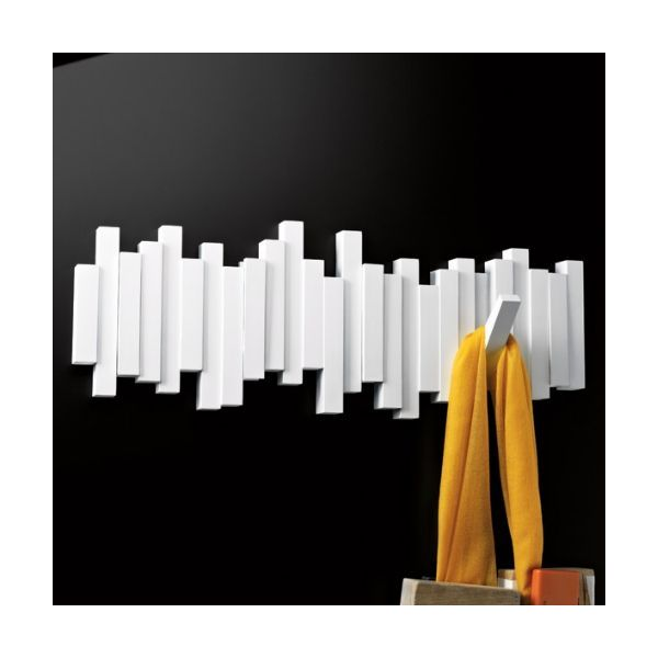 Porte manteau design mural Sticks - 26,90