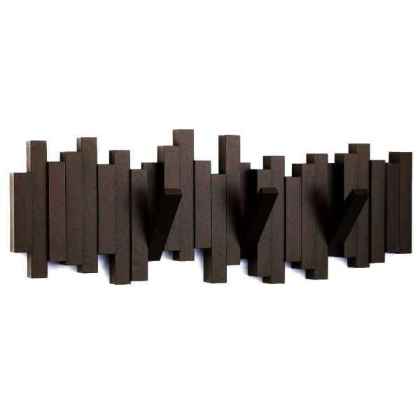 Porte manteau design mural Sticks - UMBRA