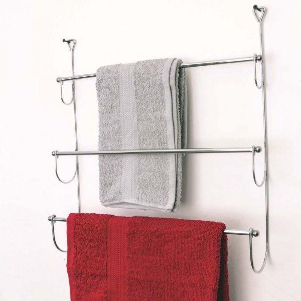 Porte serviette suspendre 3 barres - Porte serviette a suspendre ...