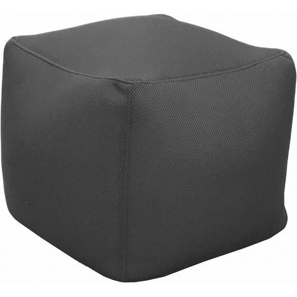 Pouf De Piscine Big Bag 40 Cm Anthracite