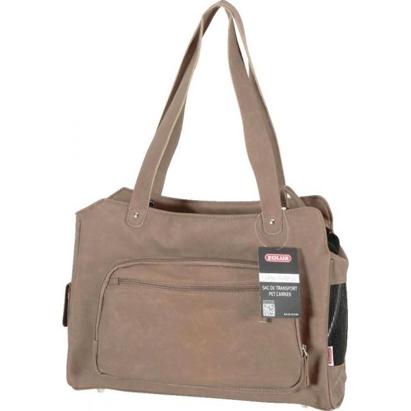 Sac de transport taupe 5ème avenue - 42,90