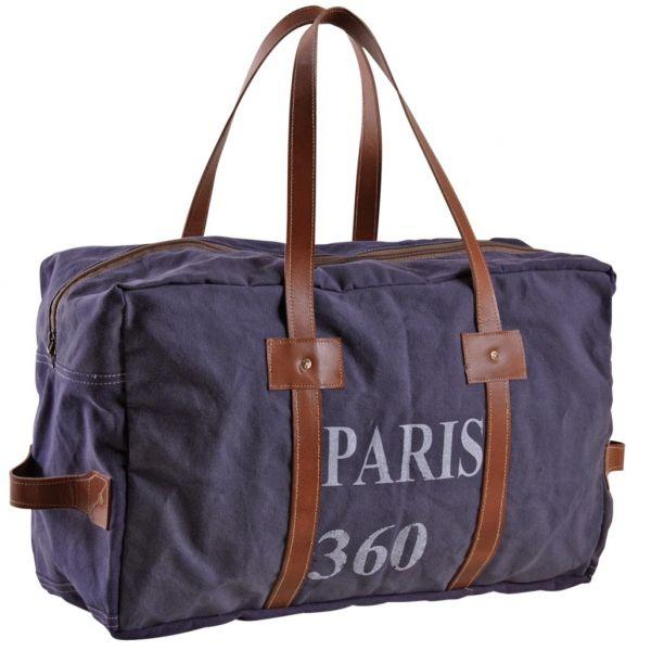 Coton Et De Paris Voyage Sac En Cuir 360 8nyv0wOmN