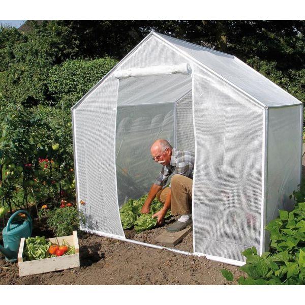 Serre de jardin Plantea 4m²