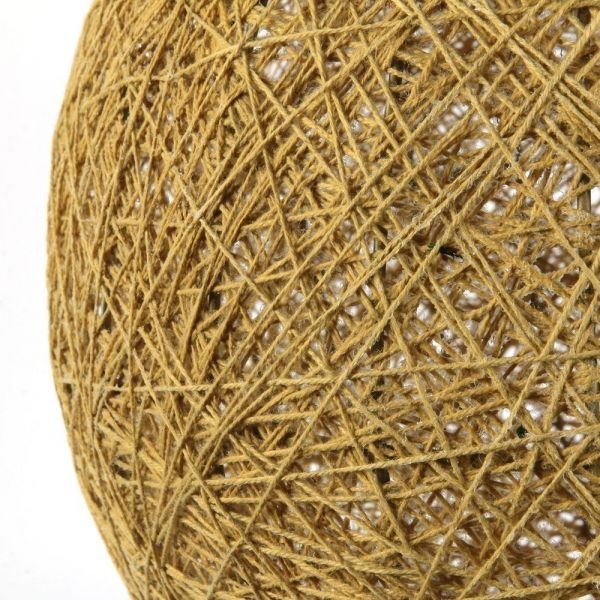 Suspension boule colorée 30 cm - THE HOME DECO LIGHT