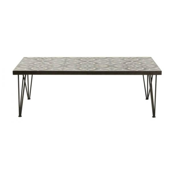 Table basse rectangulaire Chic 120 cm - PRO-0890