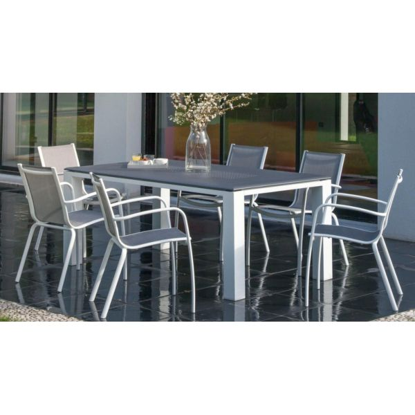 Table de jardin Florence 180 cm - 5