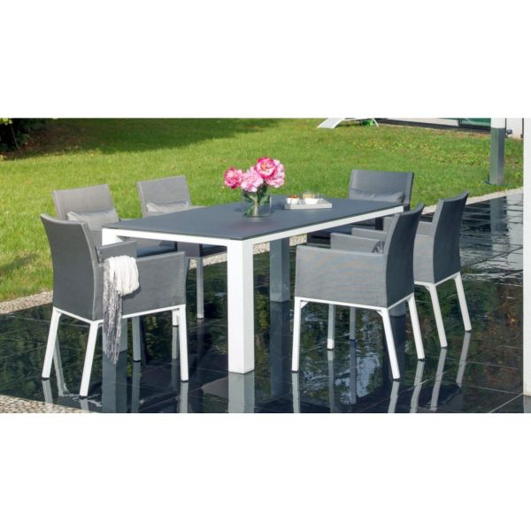 Table de jardin Florence 180 cm - 616