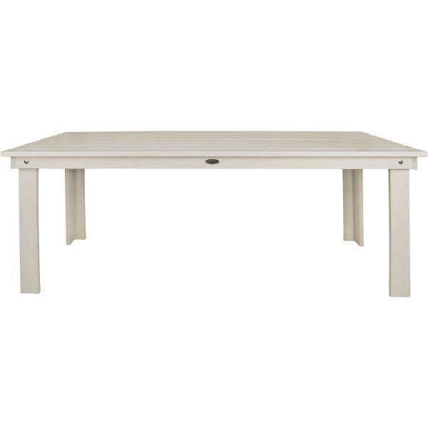 Table de jardin rectangulaire en pin for Table jardin rectangulaire