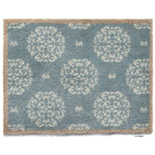 tapis en fibres naturelles home fleuri 65x150 cm. Black Bedroom Furniture Sets. Home Design Ideas