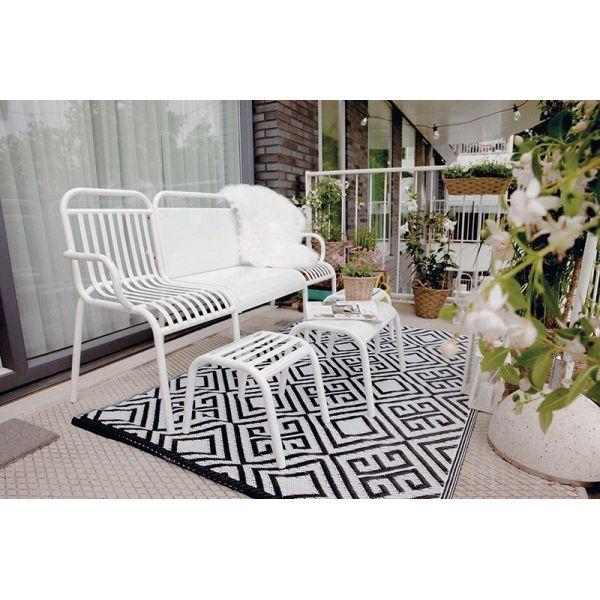 tapis de jardin reversible. Black Bedroom Furniture Sets. Home Design Ideas