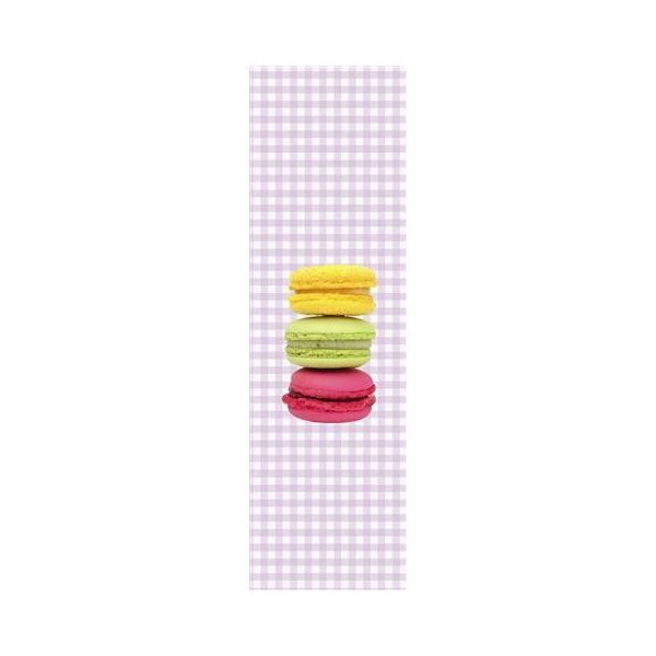 Toile pour chilienne rose Macarons en polyester - HOUSE OF KIDS
