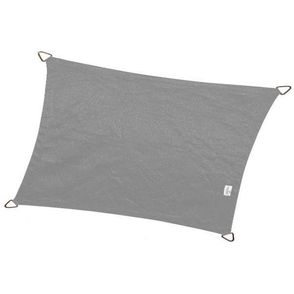 voile d 39 ombrage rectangulaire coolfit anthracite. Black Bedroom Furniture Sets. Home Design Ideas