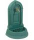 Fontaine murale de jardin Empire (Vert antique)