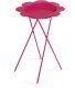 Table à plante pliable flower (Fuchsia)