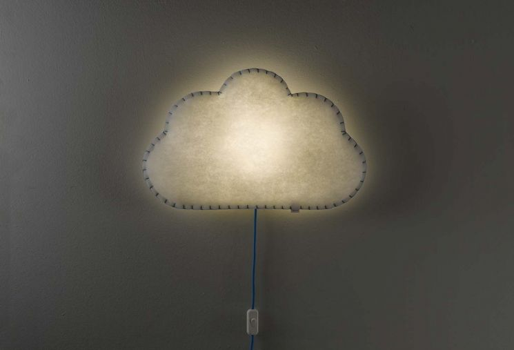 Applique Soft Light nuage - STE-0107