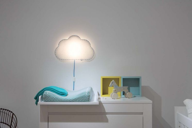 Applique Soft Light nuage - 5