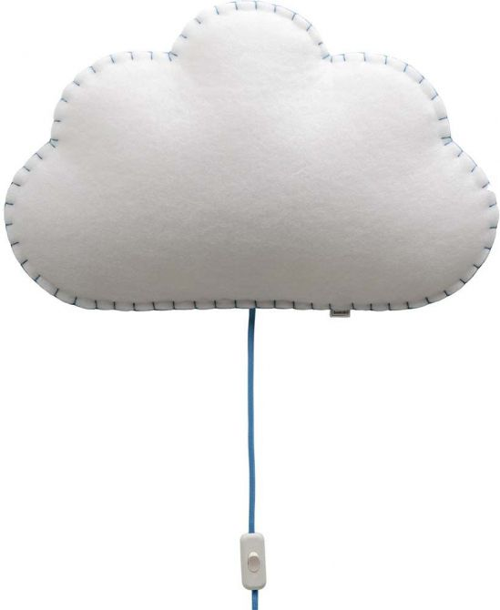 Applique Soft Light nuage