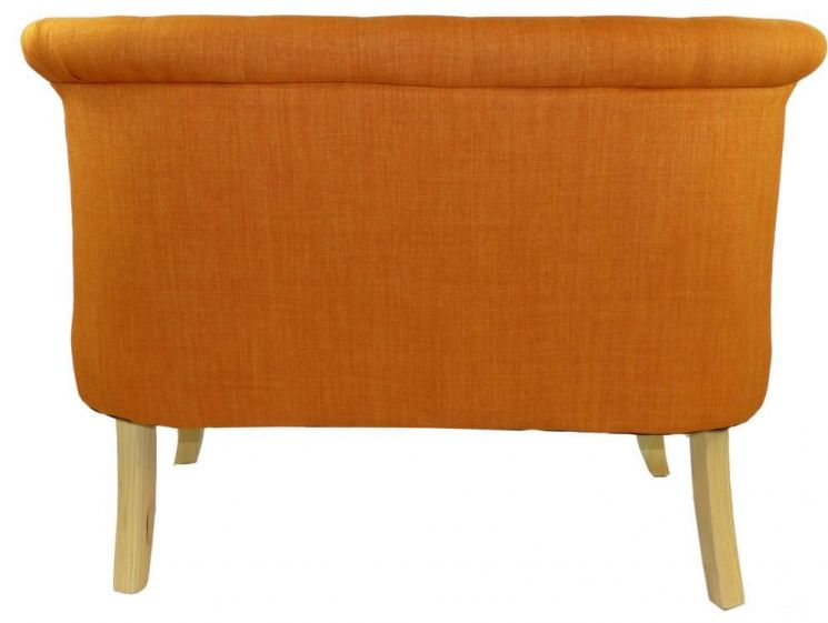 Banquette crapaud Alexia - COTTON WOOD