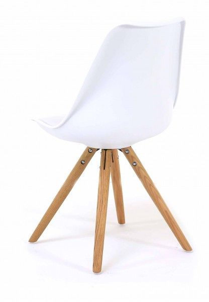 Chaise design Cross (Lot de 2) - PRO-0807