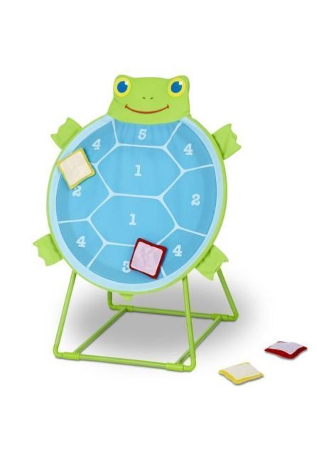 Cible à scratch tortue Snappy the Turtle - MEL-0117
