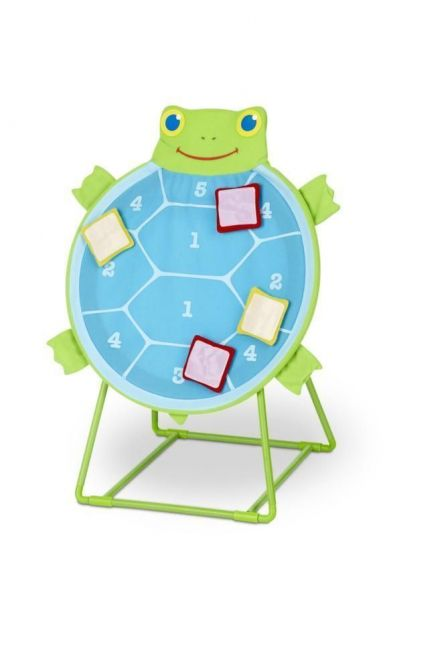 Cible à scratch tortue Snappy the Turtle - MELISSA & DOUG