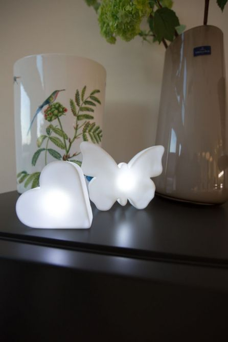 coeur lumineux micro poser led. Black Bedroom Furniture Sets. Home Design Ideas