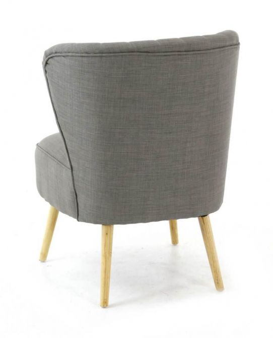 Fauteuil inspiration sixties Valentin -