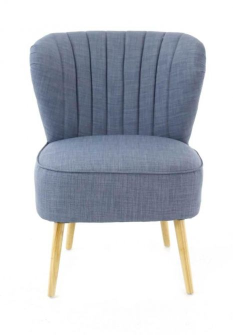 Fauteuil inspiration sixties Valentin - 215