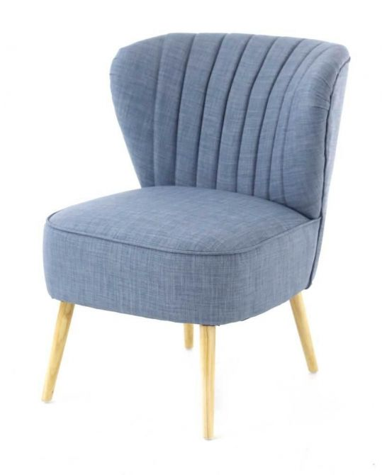 Fauteuil inspiration sixties Valentin - 5