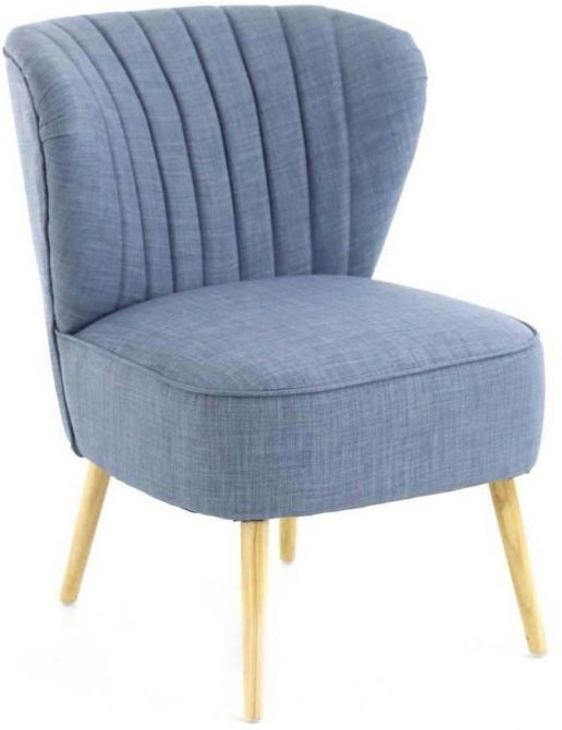 Fauteuil inspiration sixties Valentin