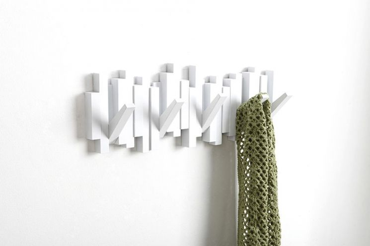 Porte manteau design mural Sticks - 29,90