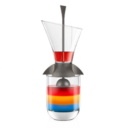 RainbowCocktail verseur multicouche