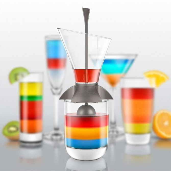 RainbowCocktail verseur multicouche - 27,90